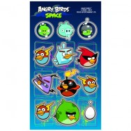 "Наклейки  Cool For School AB03261 ""Angry Birds"" плоские, 100х180мм"
