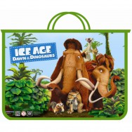 "Портфель Cool For School IA09300 ""Ice Age"" A4 2 отд., на молнии, пластик 950мкм, 320х250"