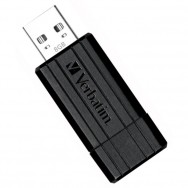 Флеш-память Verbatim  8 Gb USB Drive  Store'N'GO Pin Stripe Black 49062
