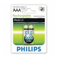 Аккумулятор Philips AAA/ HR03/ 286  Ni-MHMultiLife 1000mAh