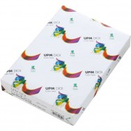 Бумага UPM DIGI Color laser  А4 250г/м2, 172% бел, без покрытия (125л)
